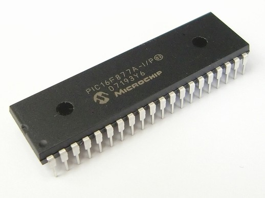 PIC microcontroller development