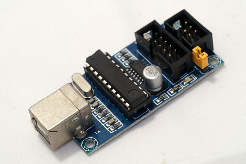 programmers debuggers for atmel avr microcontrollers