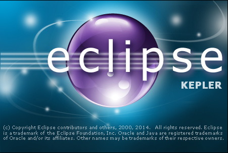 eclipse CDT splash screen