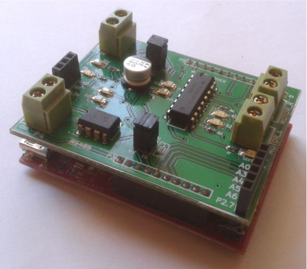 buy msp430 motor control booster pack
